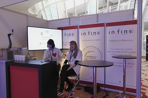 Stand Infine