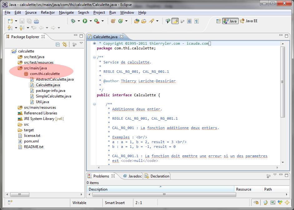 Aller Sur Java Build Path