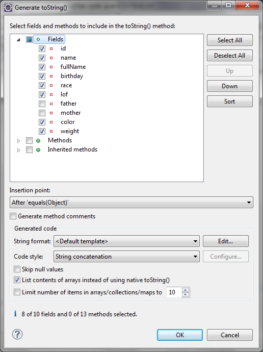 Simplifier le code de vos beans Java à l'aide de Commons